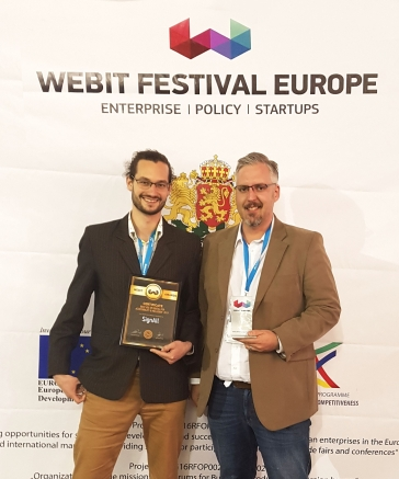 SignAll at WEBIT