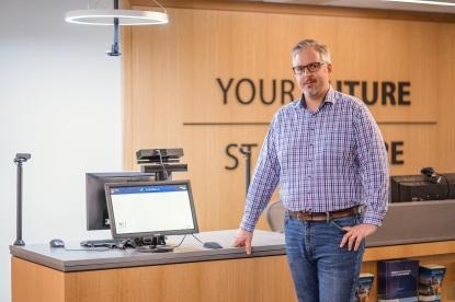 Zsolt Robotka, CEO, SignAll